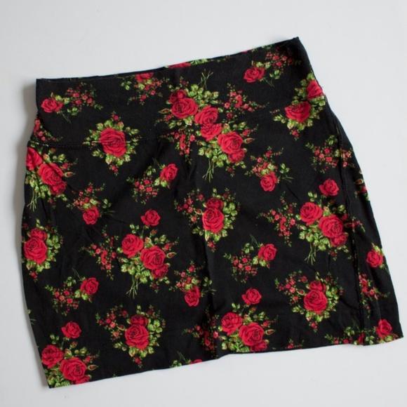 Dresses & Skirts - Rose Mini Skirt